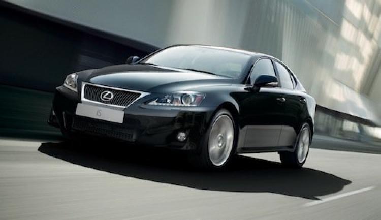 Lexus IS200d 2011