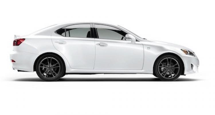Lexus IS250 F-Sport 2011