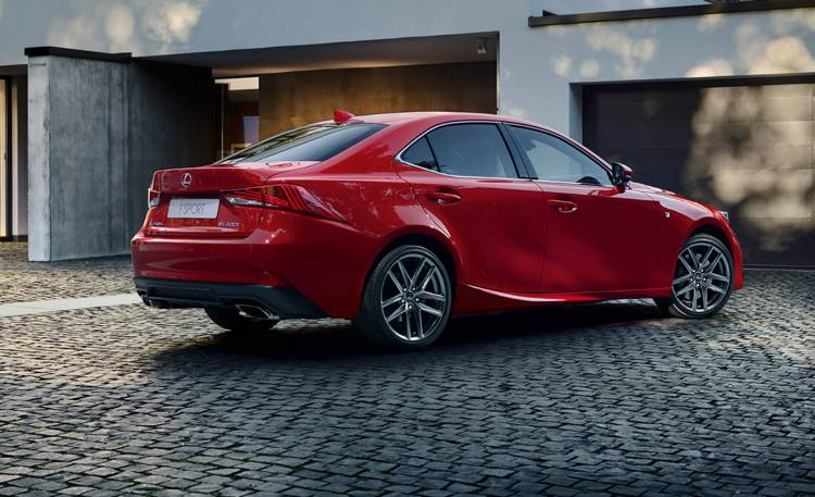 Lexus Is Coches Hibridos Alternativas Diesel 0