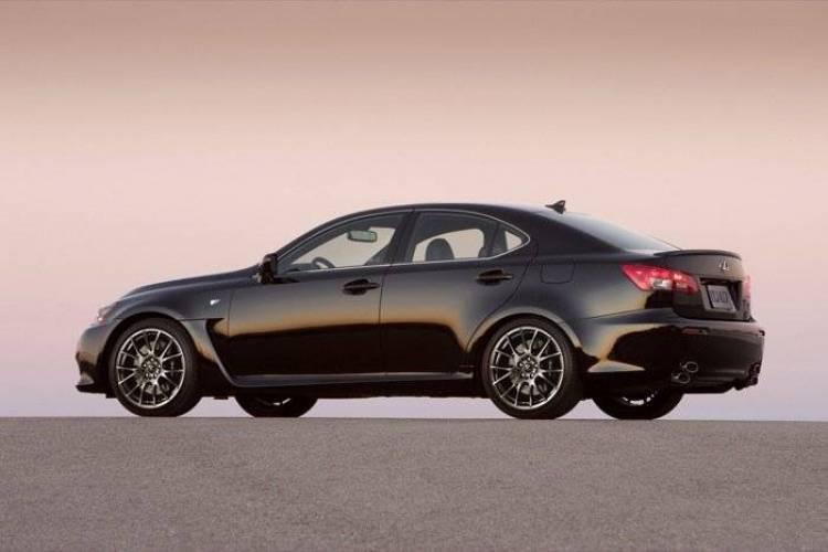 Lexus IS F 2012
