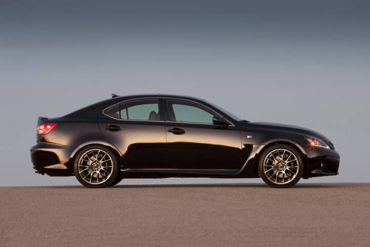 Lexus IS F 2012