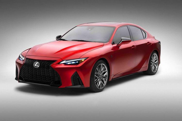 Lexus Is F Sport Performance 2021 0221 006