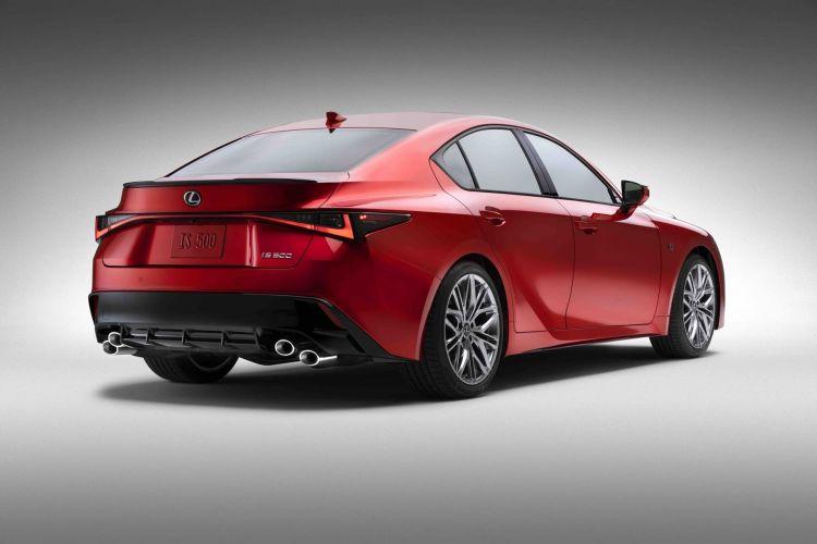 Lexus Is F Sport Performance 2021 0221 011