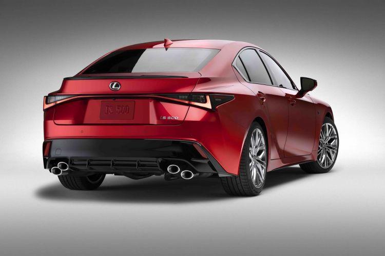 Lexus Is F Sport Performance 2021 0221 012