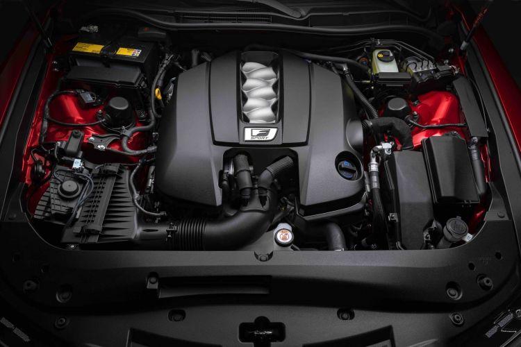 Lexus Is F Sport Performance 2021 0221 017