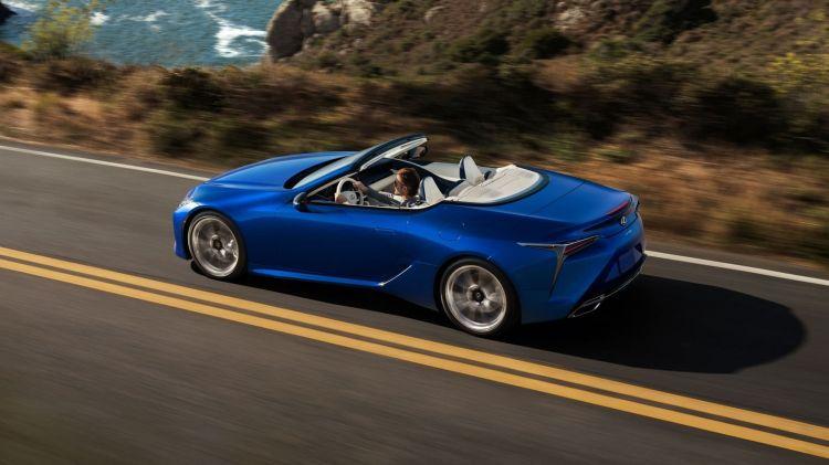 Lexus Lc500 Convertible 1119 002