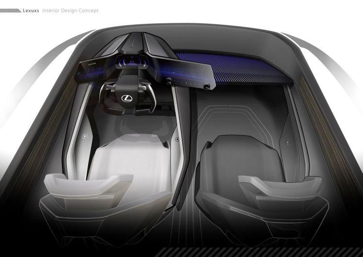 Lexus Lf Z Electrified 51