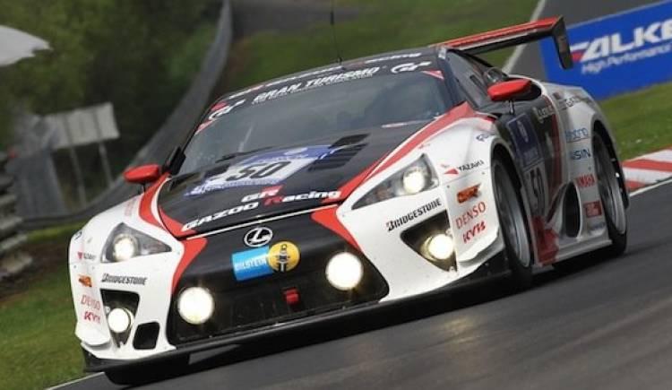 Lexus LF-A Gazoo Racing