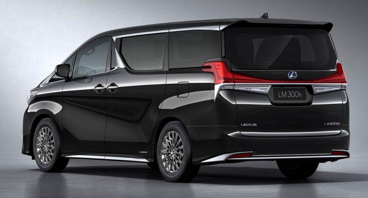 Lexus Lm 2019 1