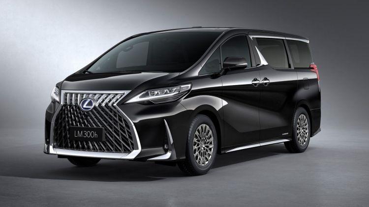 Lexus Lm 2019 3