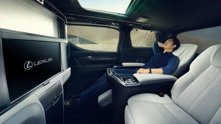 Lexus Lm 2019 5