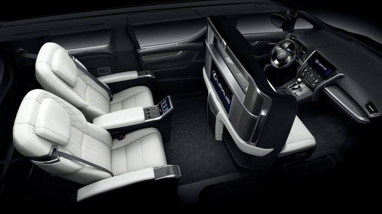 Lexus Lm 2019 6