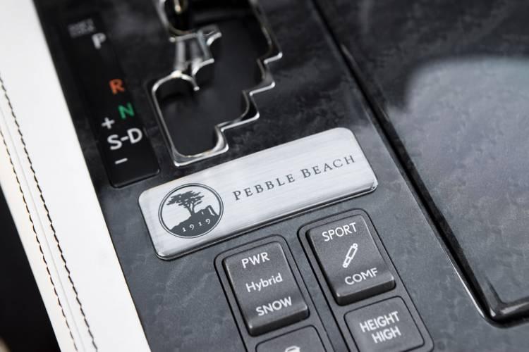 Lexus LS600h Pebble Beach Edition