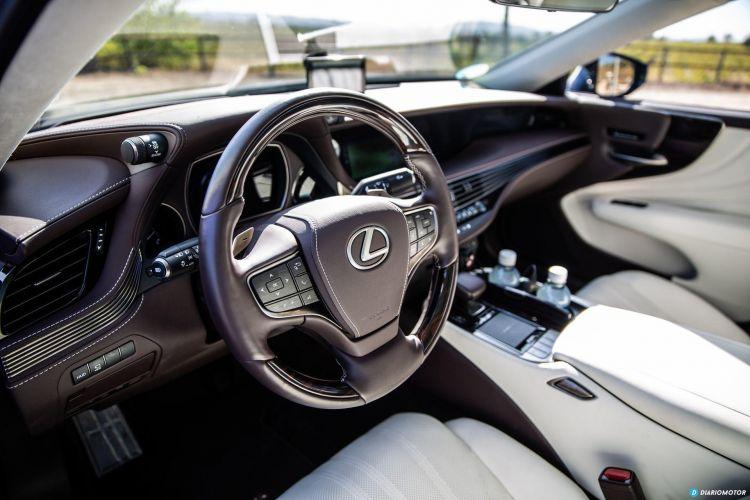 Lexus Ls Comparativa 25