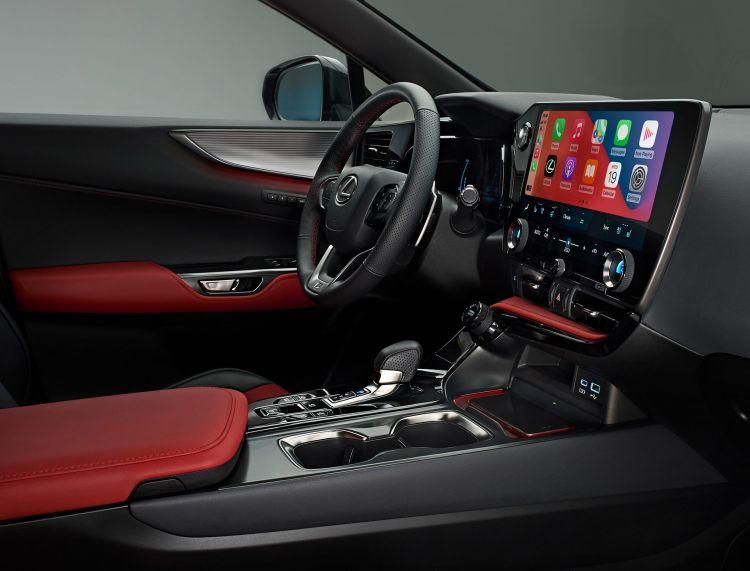 Lexus Nx 450h 2021 Interior 02