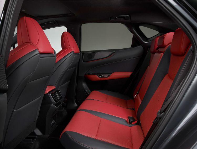 Lexus Nx 450h 2021 Interior 04