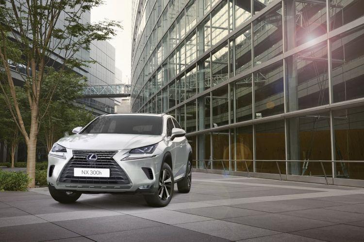 Lexus Nx Oferta Agosto 2021 07 Exterior