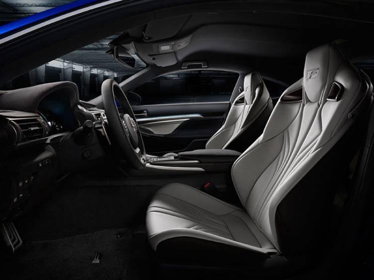 Lexus presentará en Ginebra al RC F y al RC F GT3