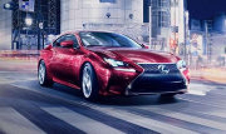 Lexus RC Cabrio: imaginando ya a la versión descapotable del nuevo Lexus RC