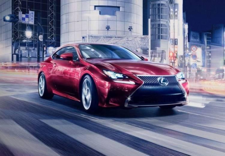 Lexus advierte: habrá un nuevo modelo F en Detroit ¿llega el Lexus RC F?