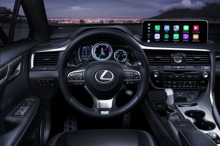 Lexus Rx 2019 Fotos 18