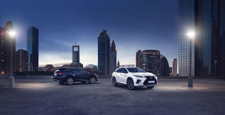 Lexus Rx 2019 Fotos 7