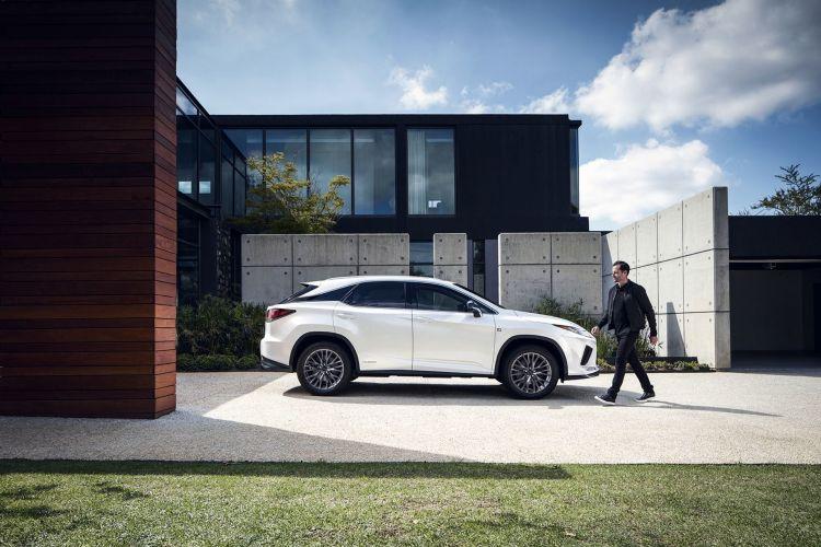 Lexus Rx 2019 Fotos 8