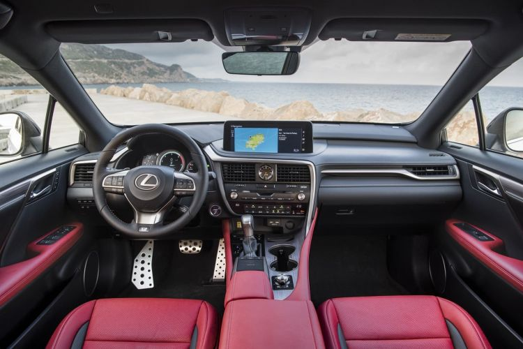 Lexus Rx 2020 1019 133