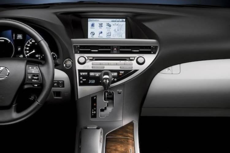 Lexus RX 450h 2011