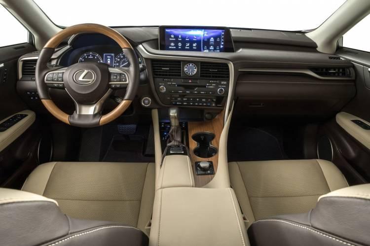 2018 Lexus RX 350L - Lexus USA 19