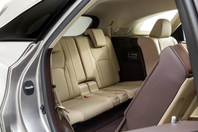 2018 Lexus RX 350L - Lexus USA 20
