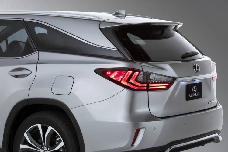 2018 Lexus RX 350L - Lexus USA 7