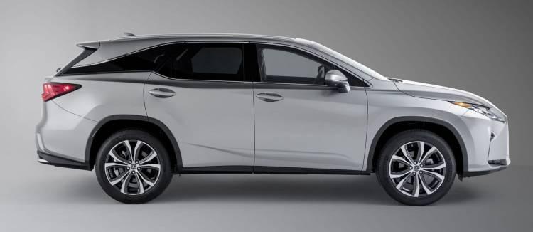 2018 Lexus RX 350L - Lexus USA 3