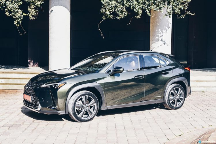 Lexus Ux Prueba 6