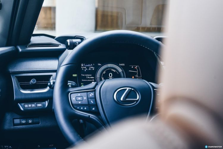 Lexus Ux Prueba 8