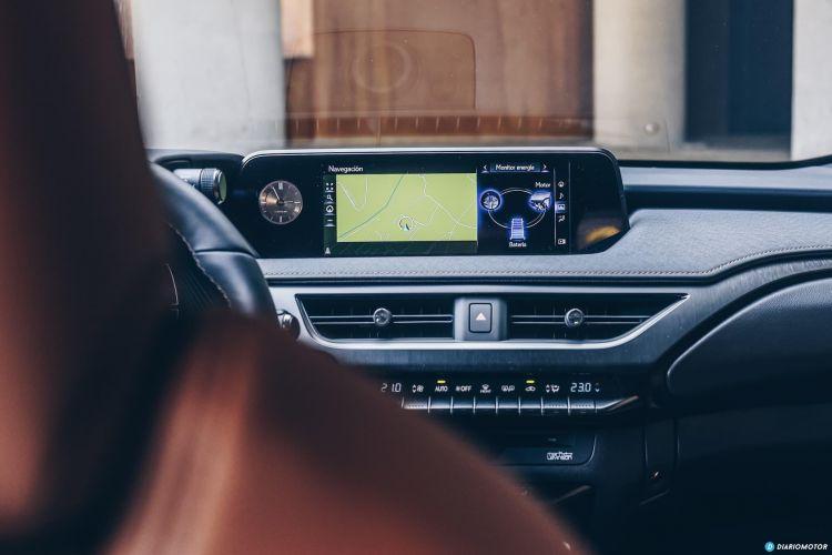 Lexus Ux Prueba 9