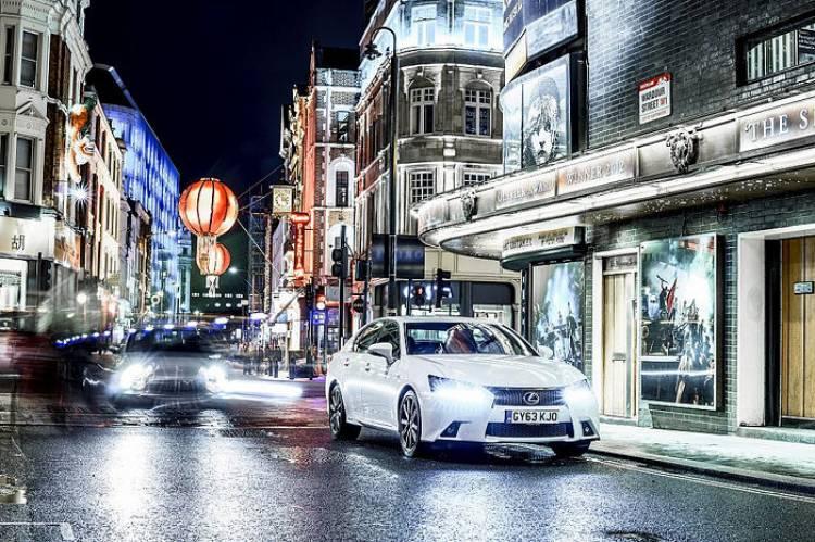 Lexus GS 450h 2014, desde 70.700 euros