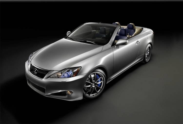 Lexus F-Sport, accesorios para IS y GS