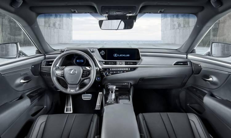 Lexus Es 2018 17