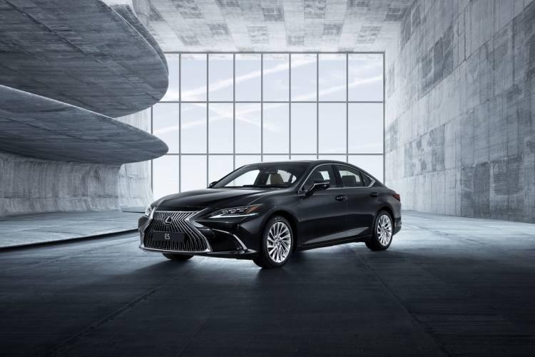 Lexus Es 2018 5