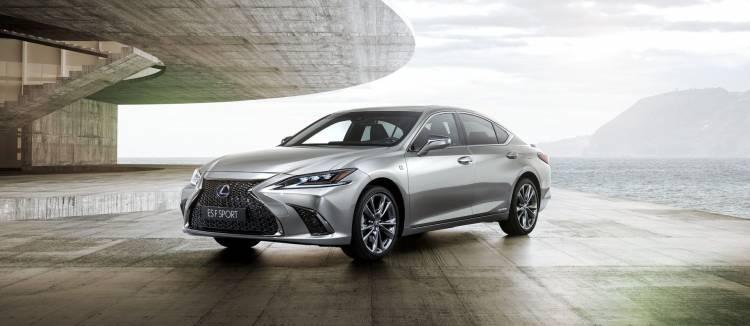 Lexus Es 2018 P