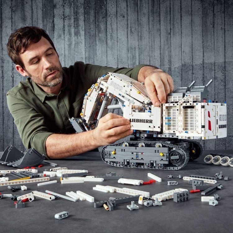 Liebherr Lego Technic 1