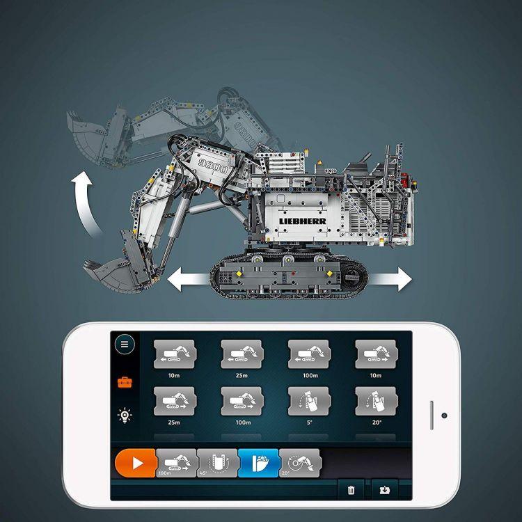 Liebherr Lego Technic 5