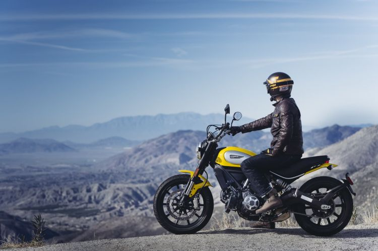 Limitar Moto A2 Ducati Scrambler 01