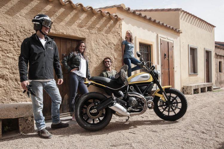 Limitar Moto A2 Ducati Scrambler 02