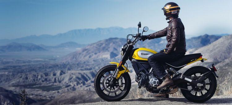 Limitar Moto A2 Ducati Scrambler Portada