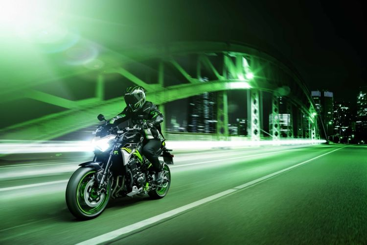 Limitar Moto A2 Kawasaki Z900 2021