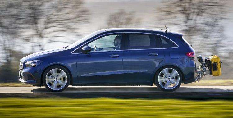 Limite 100 Kmh Emisiones Control Mercedes