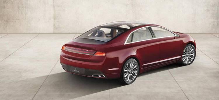 Lincoln LKZ Concept