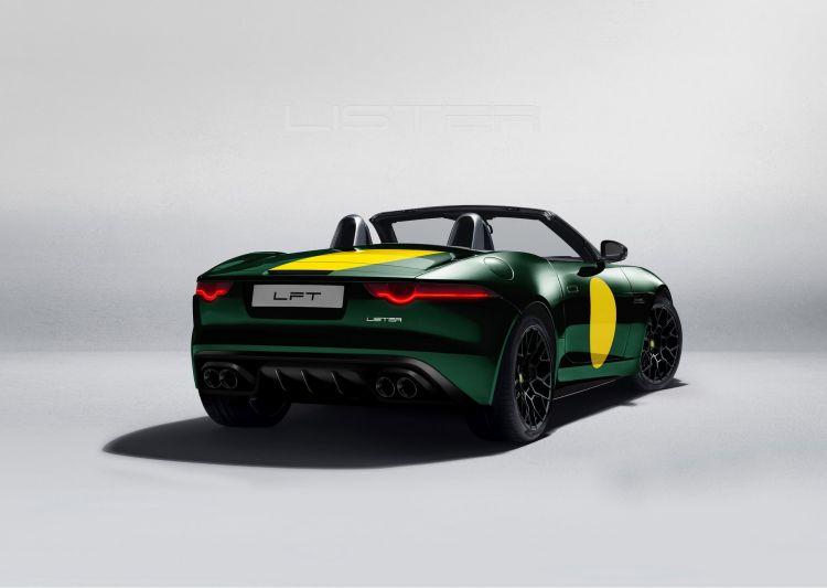 Lister Lft C Jaguar F Type 2